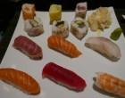 Assortiments de sushi et maki ©GP