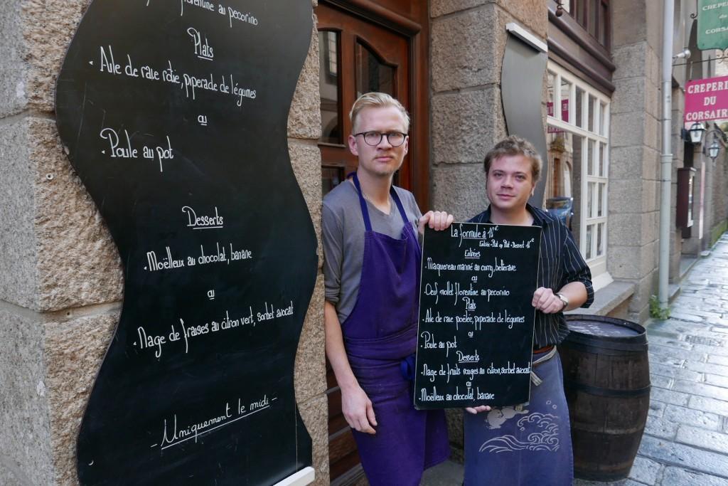 Sylvain et Kevin © GP
