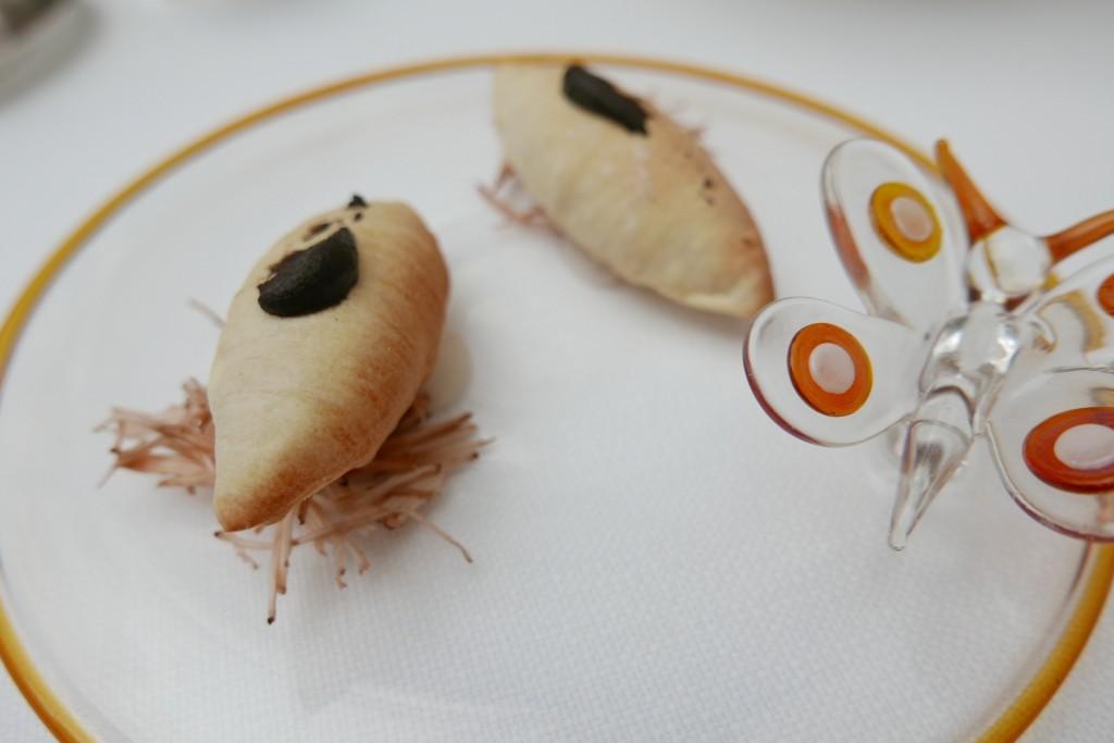Air de baguette au parmesan © GP