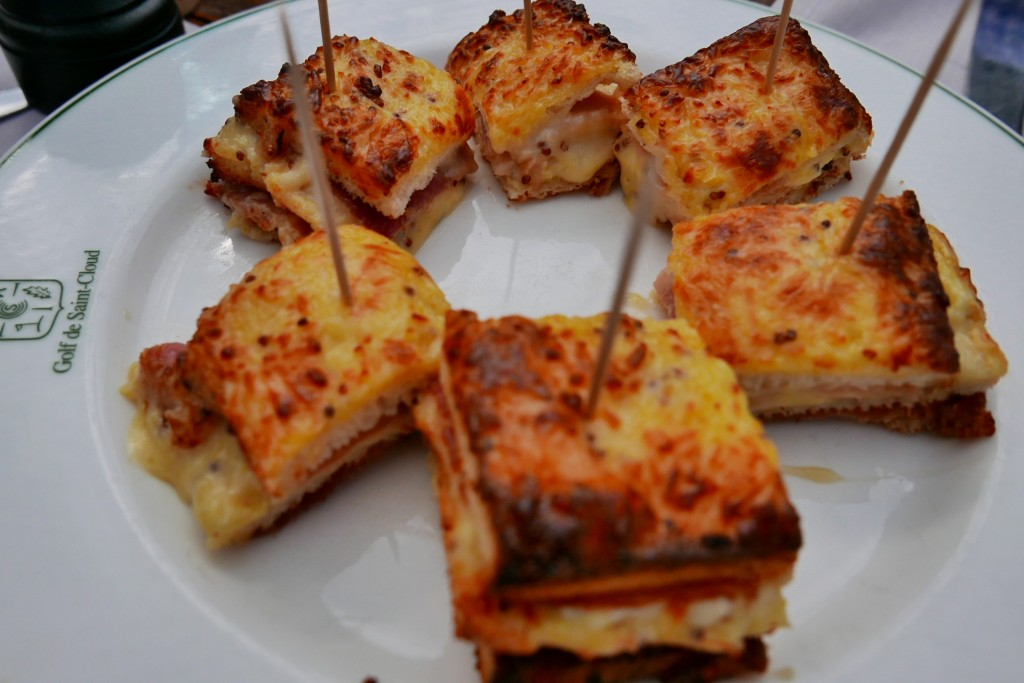 Croque-monsieur © GP
