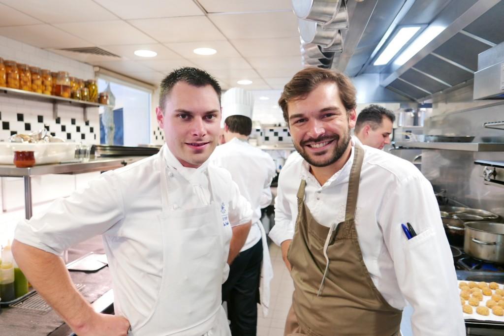 Julien Gatillon et Thibault Sombardier © GP