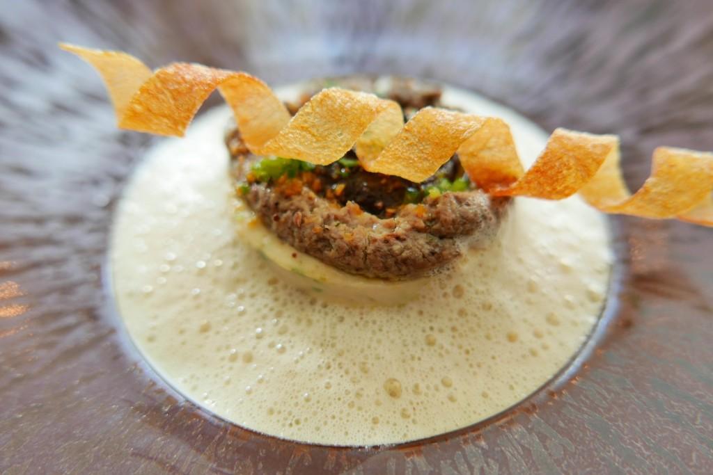 Cèpes aux sucs d'agaric © GP