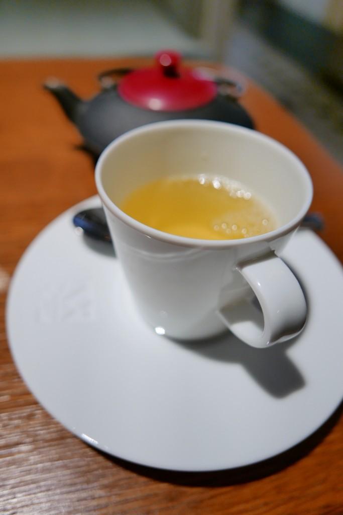 Un thé vert © GP
