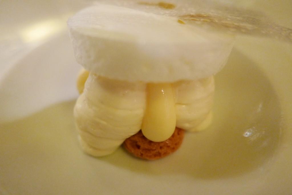 Sablé breton à la crème de citron © GP