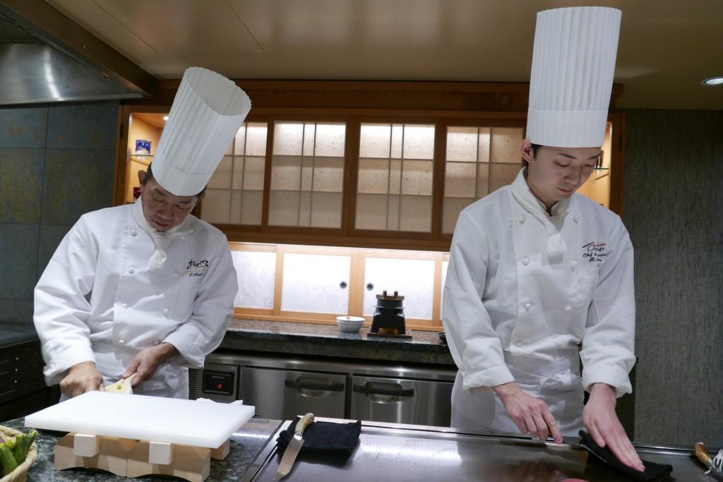 Takanori Kanbe et Ryusuke Sato ©GP
