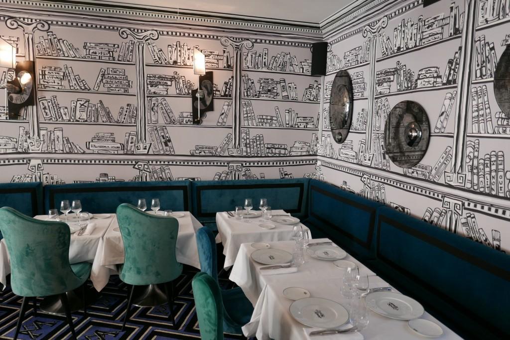 Salle de restaurant ©GP