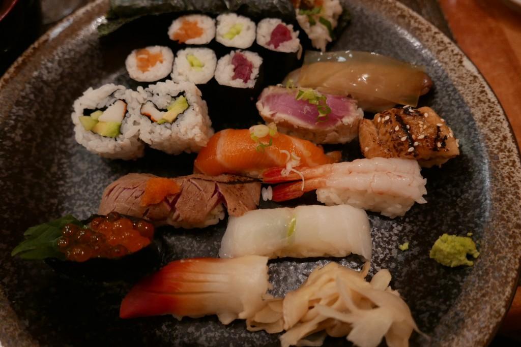 Sushi royal ©GP
