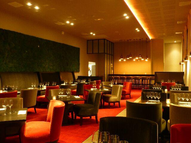 La salle de restaurant © DC