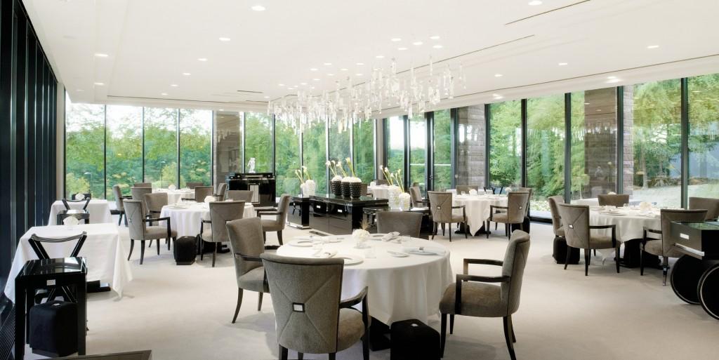 Salle du restaurant © DR