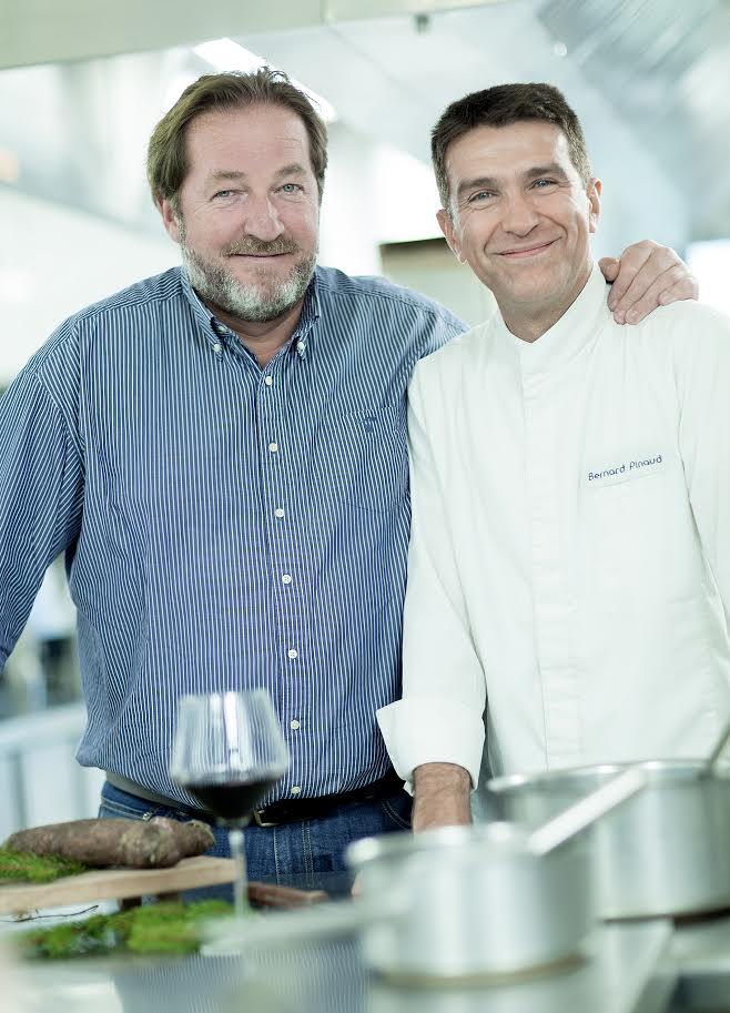 Jean-Michel Bouvier et Bernard Pïnaud © DR