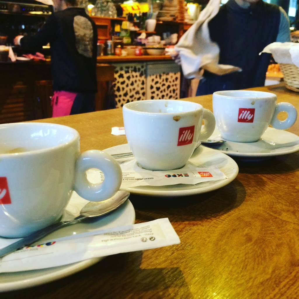 Café au comptoir © GP