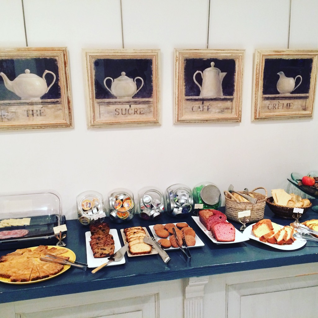 Salle de petit déjeuner © GP
