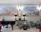 Piano et tableaux © GP