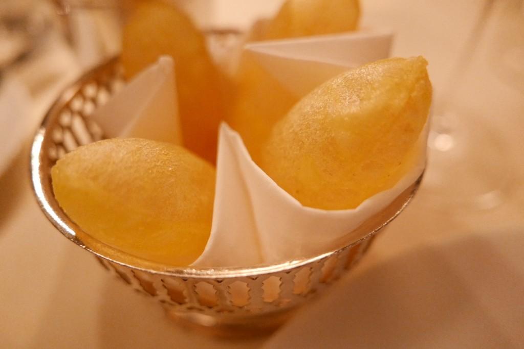 Pommes soufflées © GP