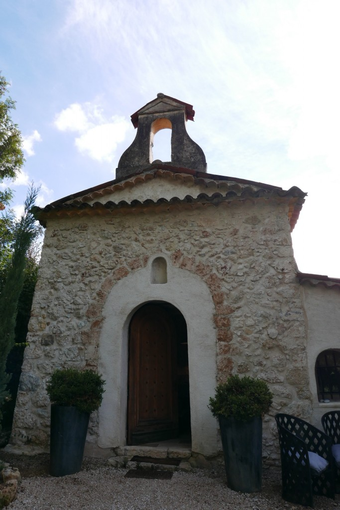 La chapelle © GP