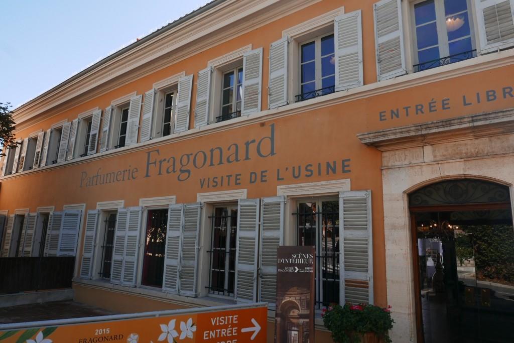 Fragonard usine historique de grasse mus e grasse l for Boutique hotel grasse