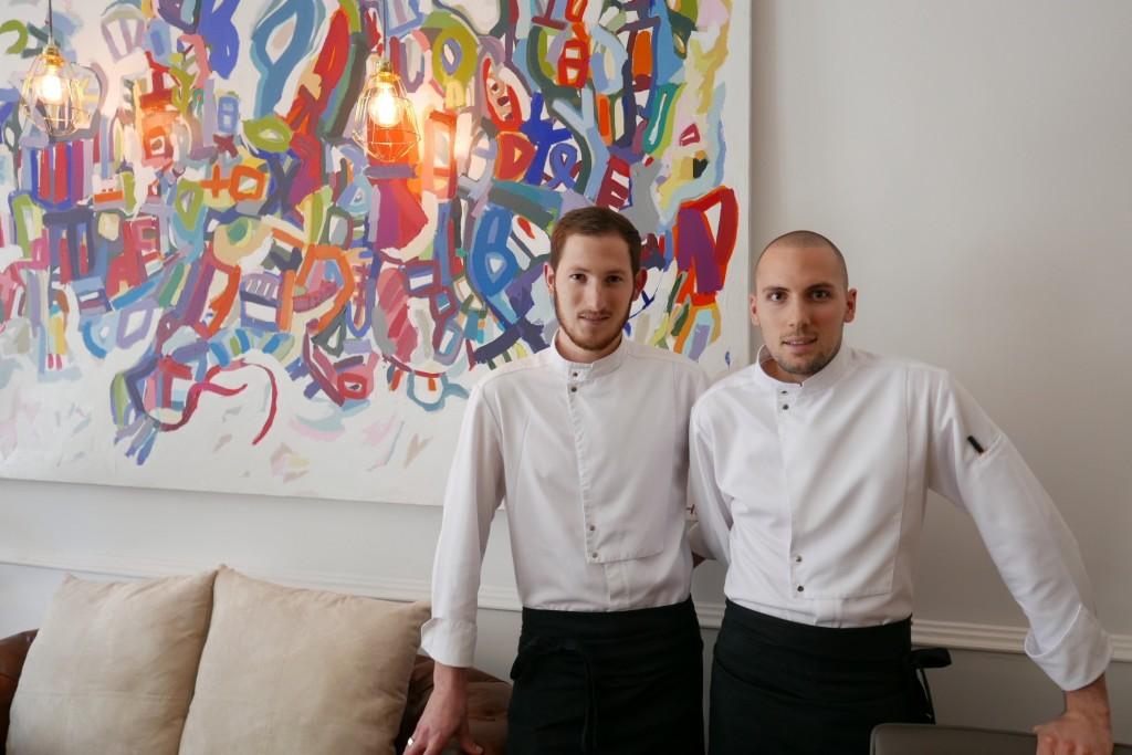 Pierre-Damien Peurien et Rudy Ballin © GP