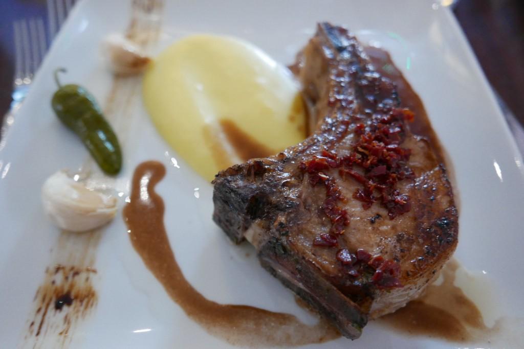 Côte de cochon © GP