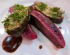 Filet de col-vert sauce bourguignon ©GP
