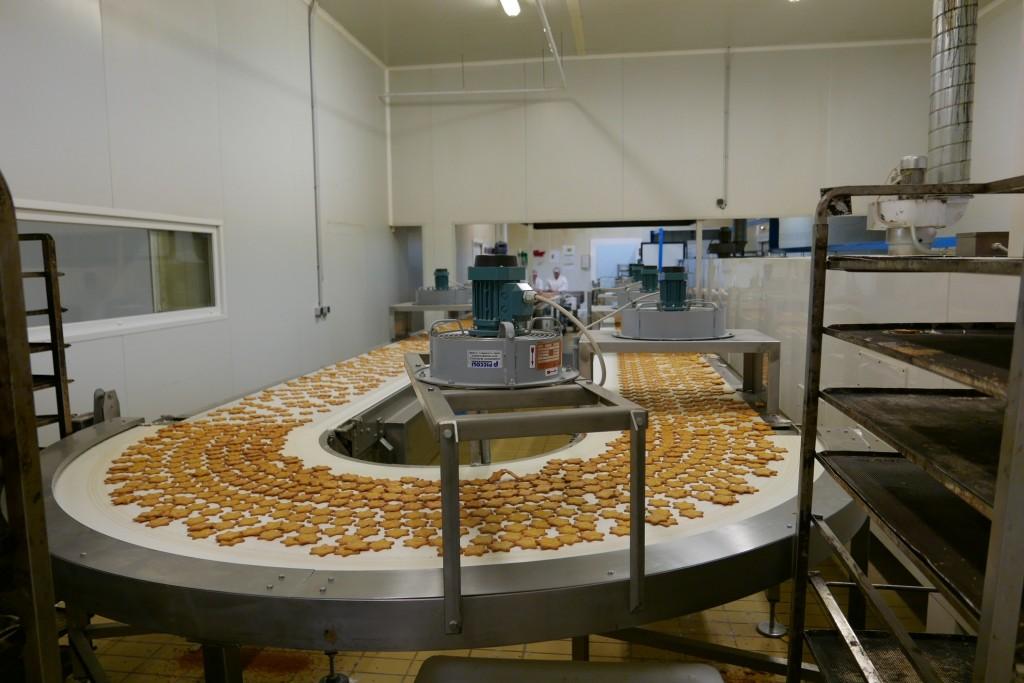 La chaîne des biscuits ©GP
