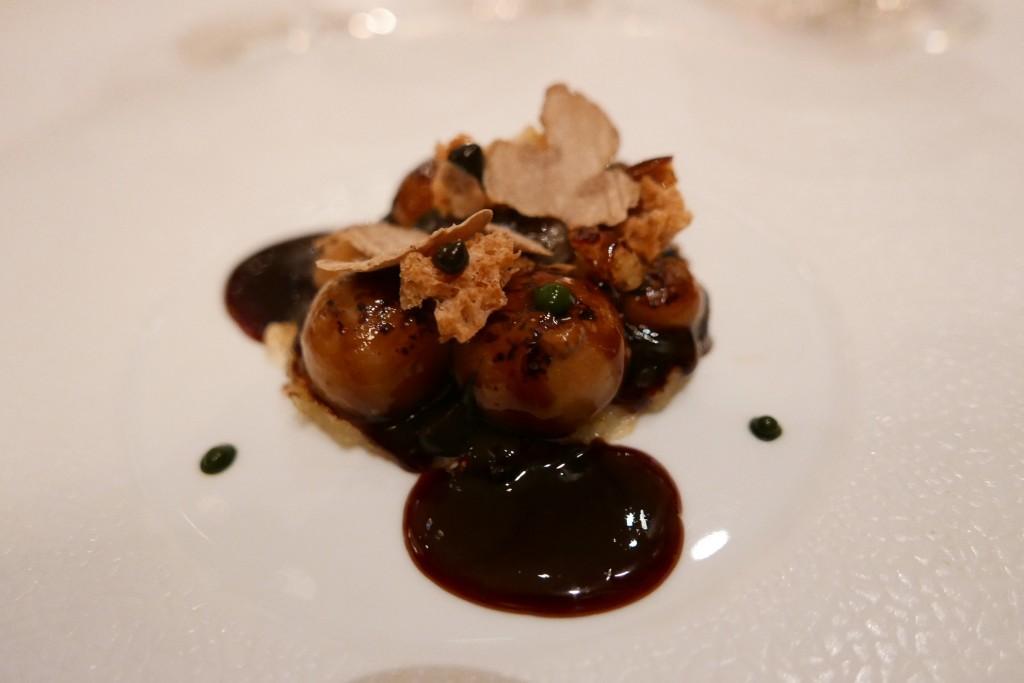 Gratinée d'oignons à la parisienne © GP