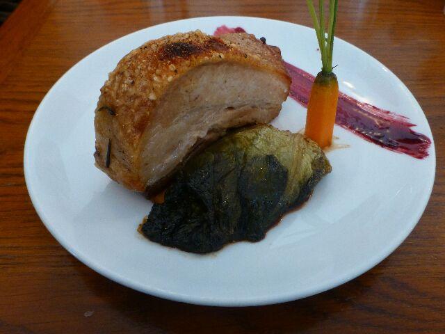 Poitrine de porc fermier ©DC