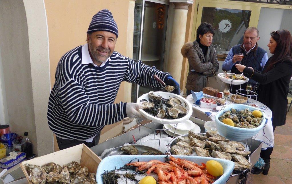 Dégustation de fruits de mer ©AA