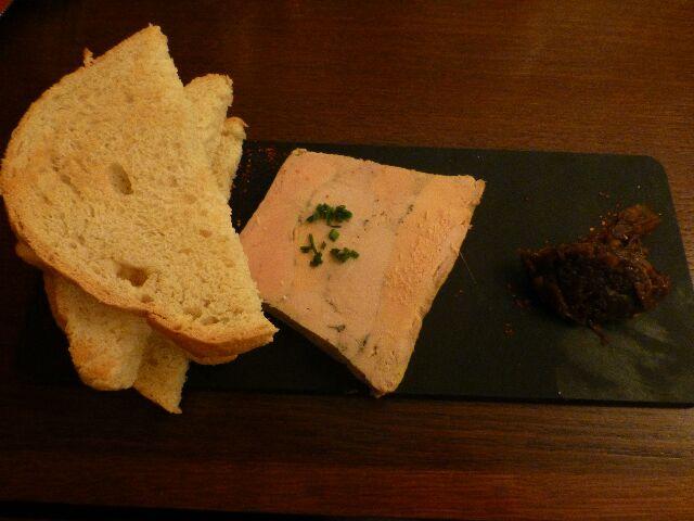 Foie gras © DC