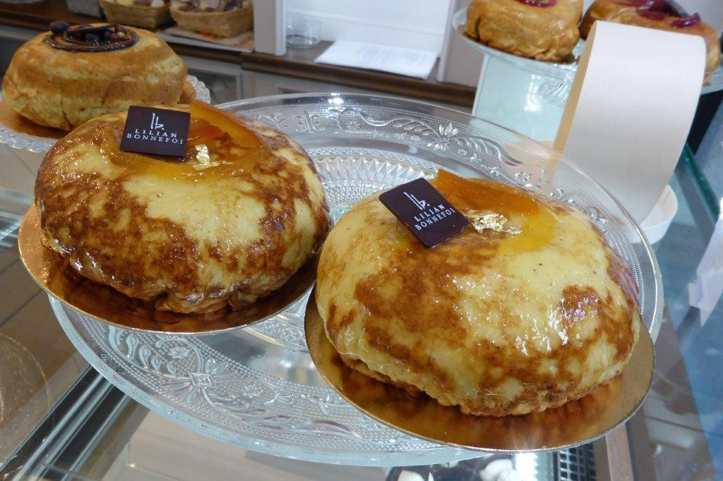 Gateaux crepes soufflees © AA