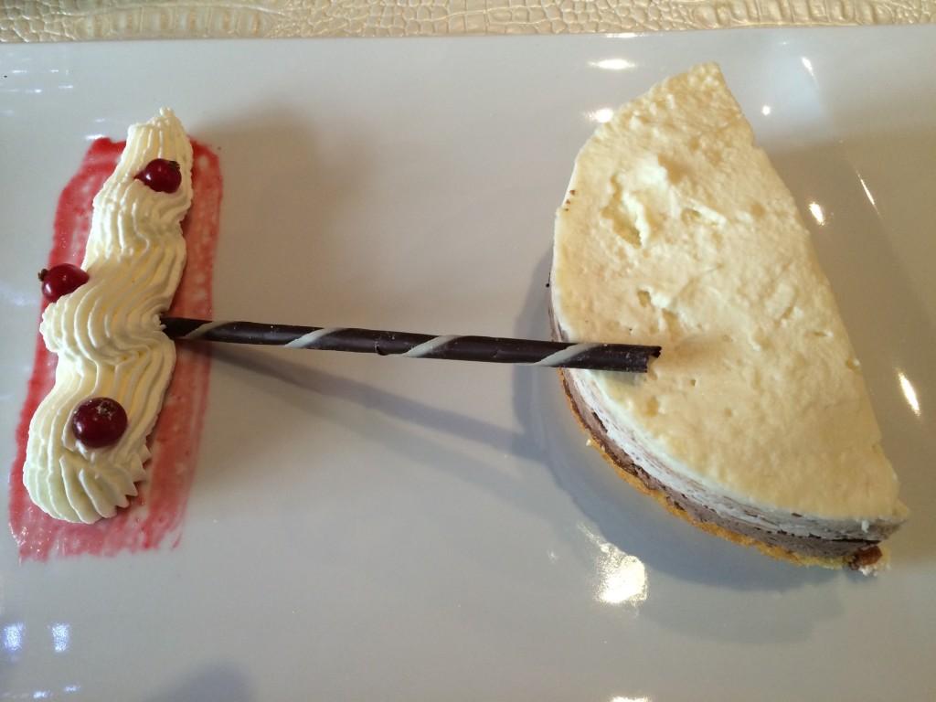 Croustillant aux trois chocolats © GP