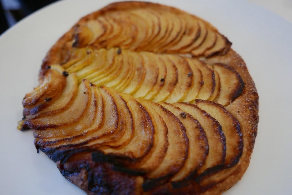 Tarte aux pommes © GP