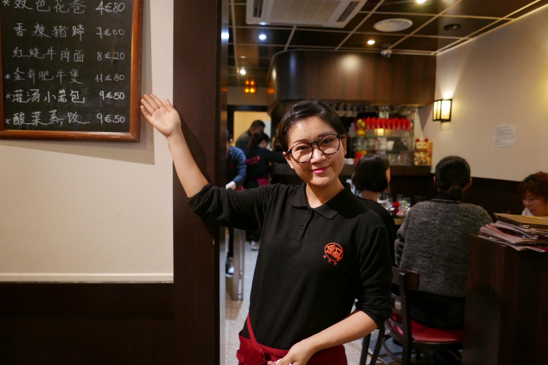 au ciel restaurant paris 11e un chinois comme l bas restaurants. Black Bedroom Furniture Sets. Home Design Ideas