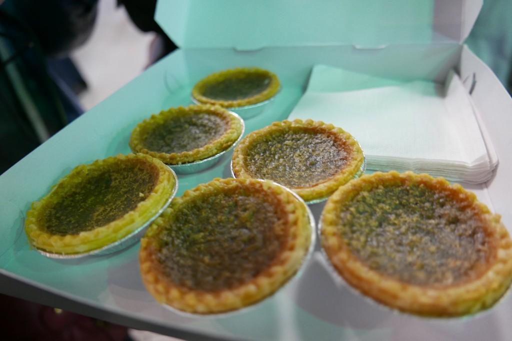 Les tartes au sirop d'érable © GP