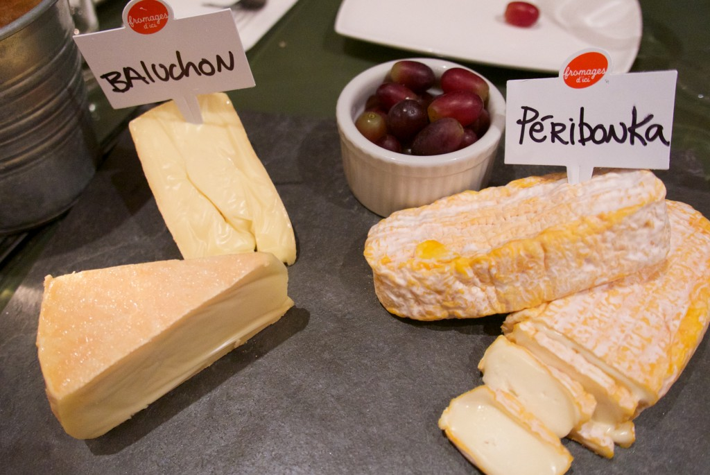 Fromages du Québec ©GP