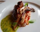 Ris de veau et langoustine © GP