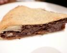 Tarte aux noix de pécan et chocolat fondant © GP