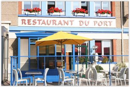 La fa ade - Saint valery en caux restaurant du port ...