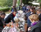 Mougins: jour de marché au Mas Candille