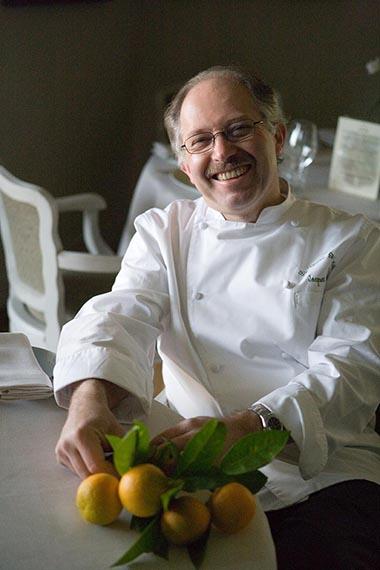 Jacques Chibois,Restaurant la Bastide Saint-Antoine
