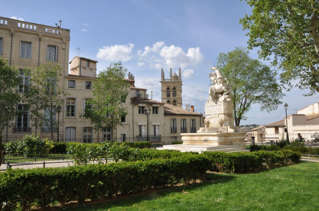 Place de la Canourgue © DR