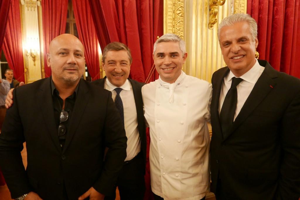 Anton, Roca, Vioiler, Ripert ©GP
