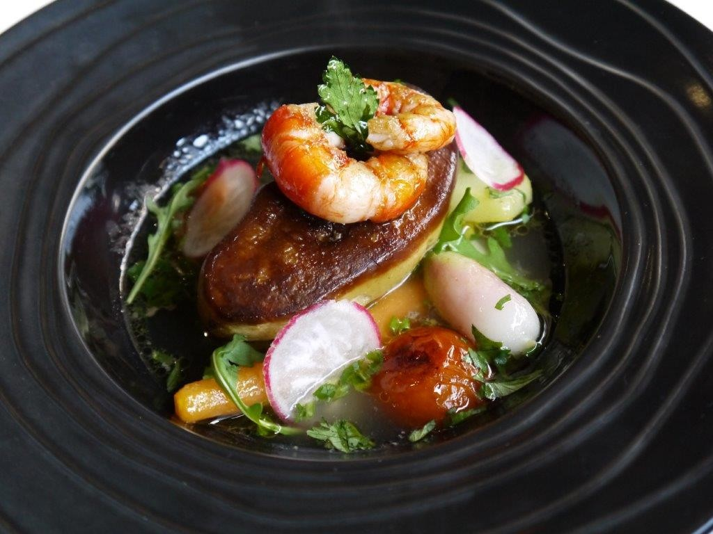 Escalope de foie gras© AA