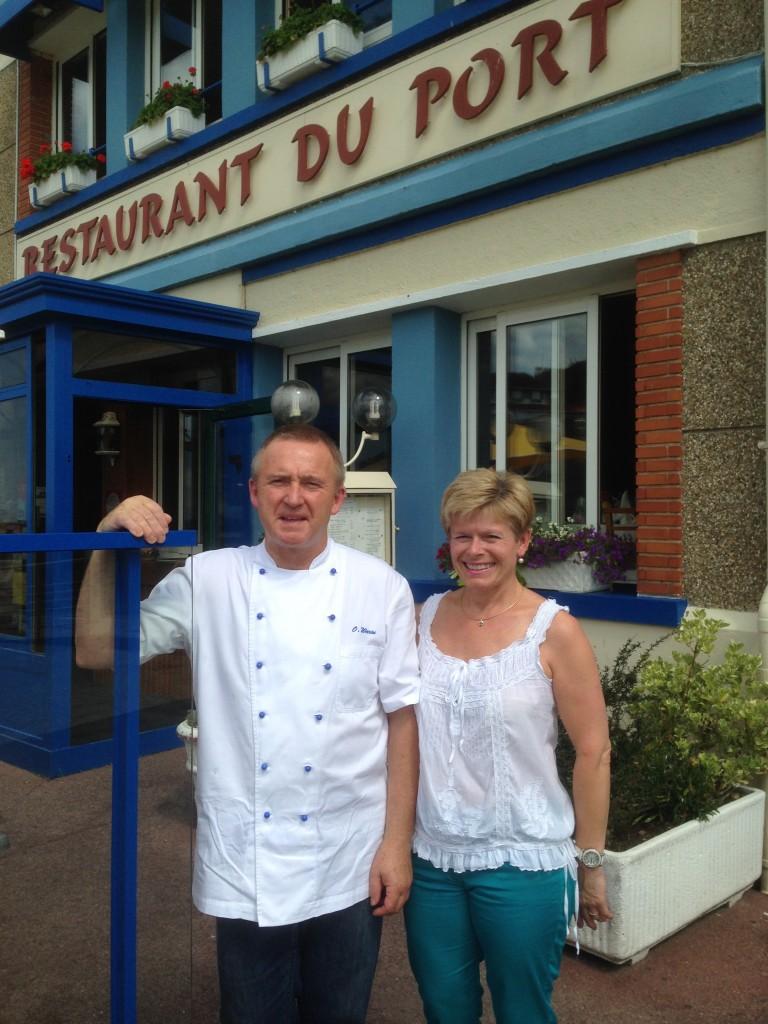 Restaurant du port restaurant saint val ry en caux la - Saint valery en caux restaurant du port ...