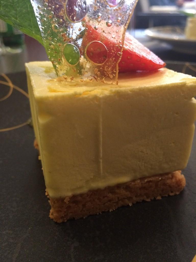 Parfait glacé mangue passion ©GP