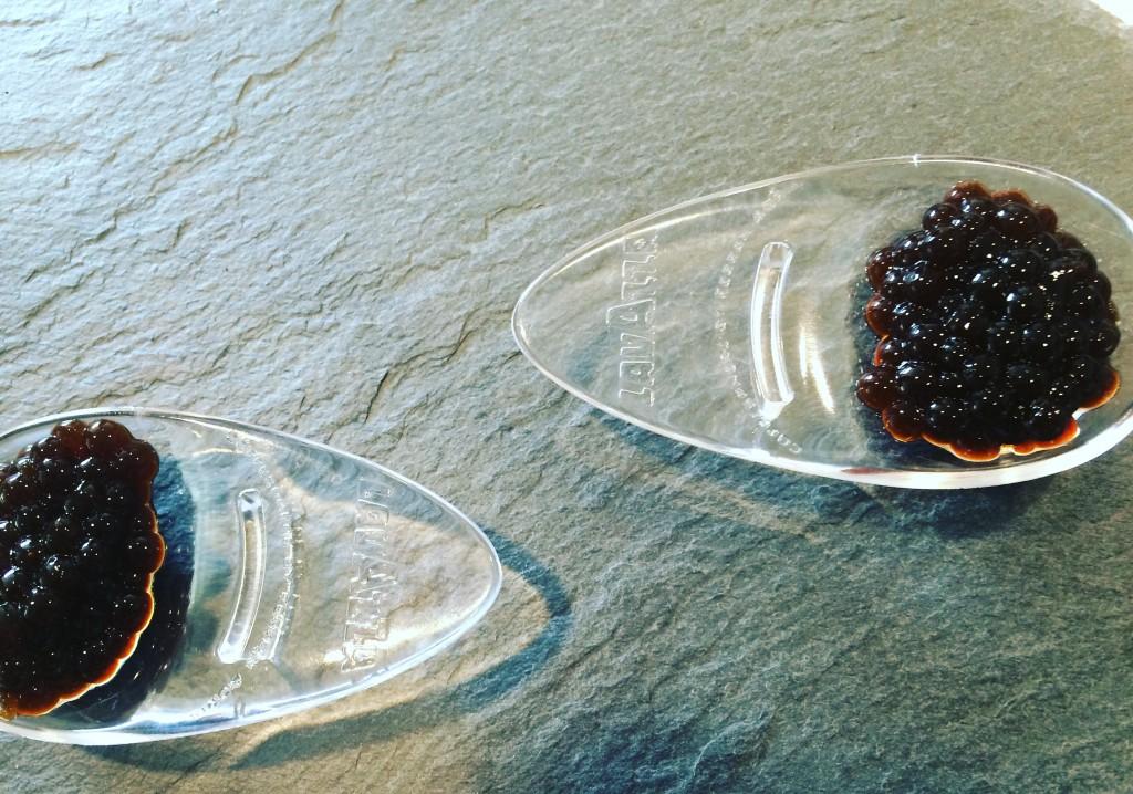 """""""Caviar"""" de café © GP"""