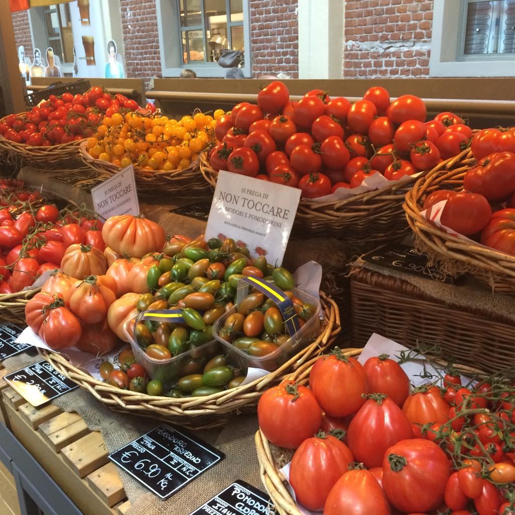 Tomate en folie © GP