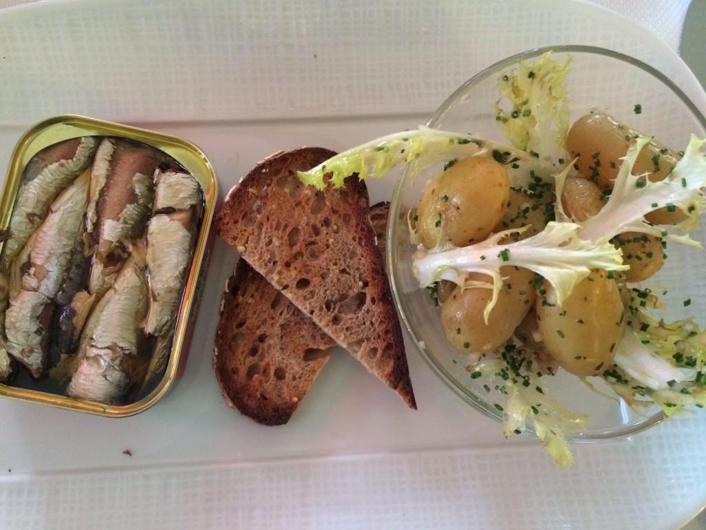 Sardines en boîte © GP