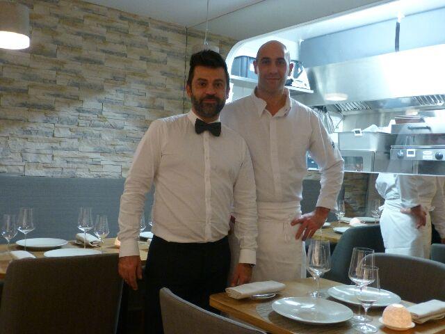 Jean-Paul Da Costa et Andrea Franceschi©DC