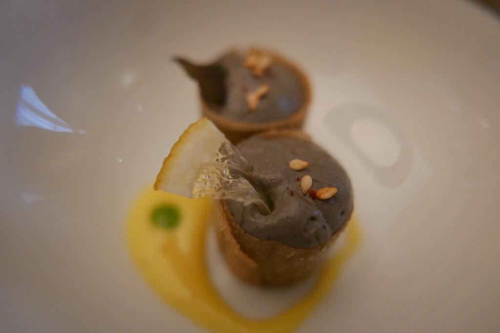 Tarama de langoustine et oeufs de hareng fumé © GP