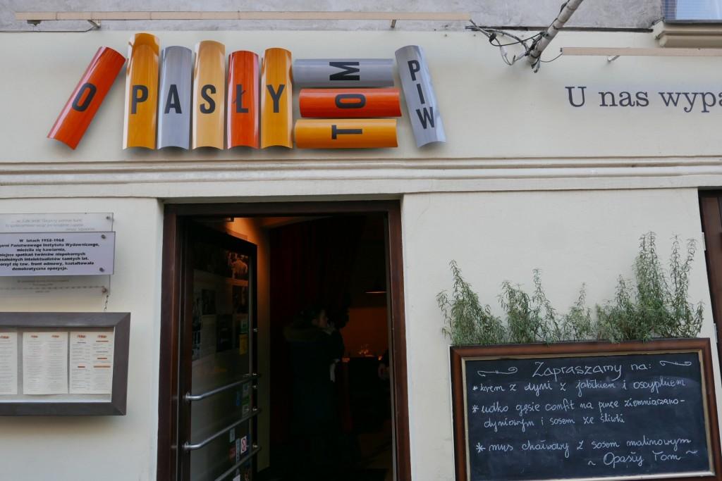 La façade © GP